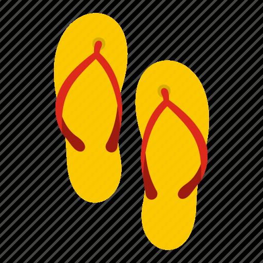 fashion, foot, footwear, shoe, slates, summer, travel icon