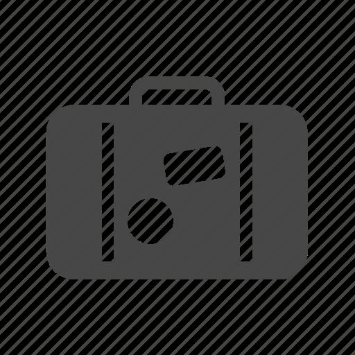 baggage, laggage, travel icon