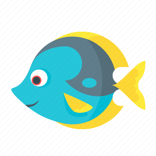 fish, fishing, marine, ocean, sea icon