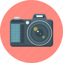 cam, camera, digital, photo, photography icon