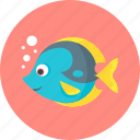 fish, fishing, sea, water icon