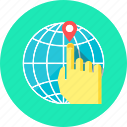 globe, mark, online, web, world icon