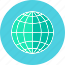 earth, global, globe, internet, web, world icon