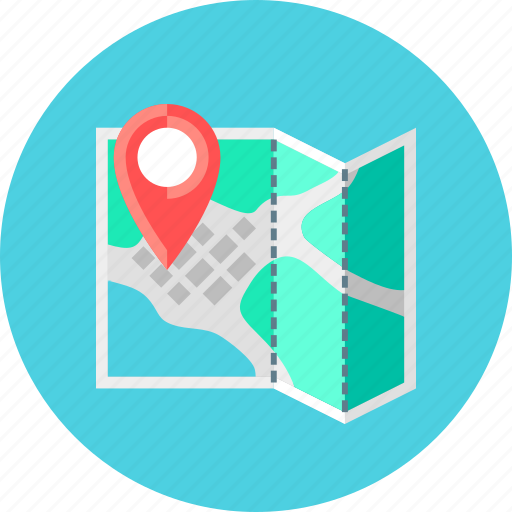 gps, location, map, marker, navigation, pin, travel icon