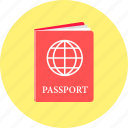passport, tourism, international passport, travel, visa