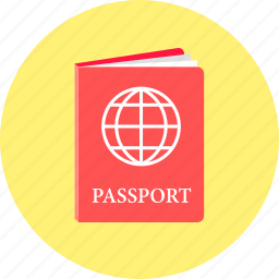 international passport, passport, tourism, travel, visa icon