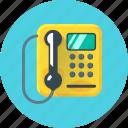 payphone, phone, call, communication, telephone