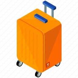 baggge, essentials, holiday, luggage, outdoor, suitcase, travel icon