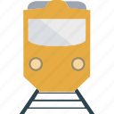 locomotive, subway, train, tramway icon