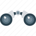 binocular, field glass, spyglass, zoom icon