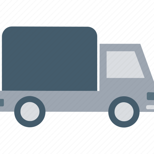 cargo, delivery van, shipment, transport, vehicle icon