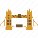 bridge, england, landmark, london, london bridge, tower bridge icon
