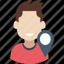 avatar, man, user avatar, user picture, user profile icon