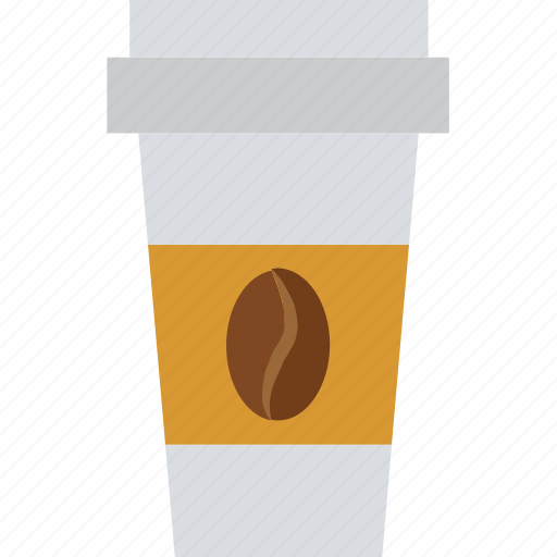 cold coffee, disposable cup, paper cup, smoothie cup icon