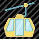 elevator, funicular, lift, mountain, tourism, transportation, travel