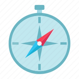 cartography, compass, geography, journey, map, navigation, travel icon