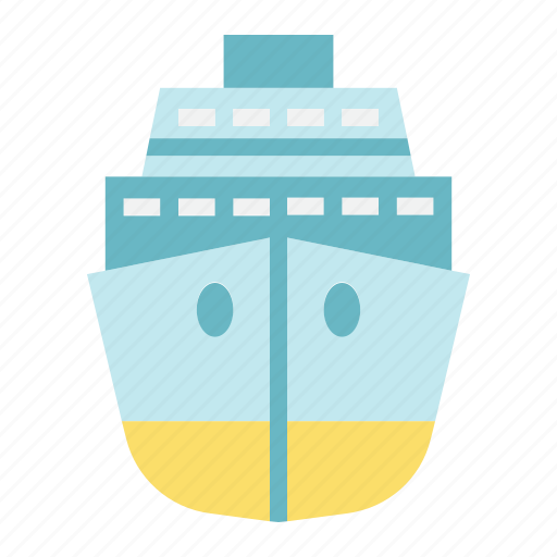 boat, cruise, journey, ship, tourism, transportation, travel icon