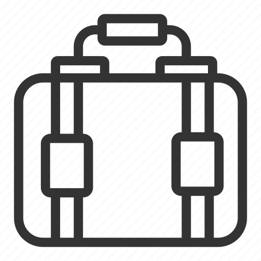 bag, case, suitcase, tourism, travel, travelbag icon