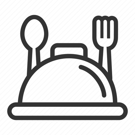 food, foodcover, fork, restaurant, spoon, tourism, travel icon