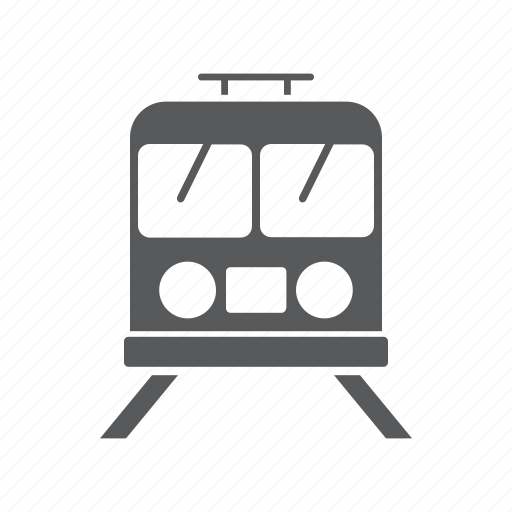 railway, station, tourism, train, transportation, travel, vacation icon