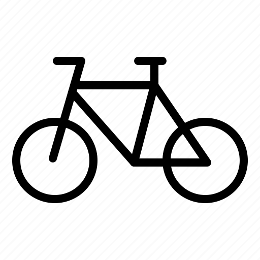 Bicycle, bike, cycle, transport, vehicle icon - Download on Iconfinder