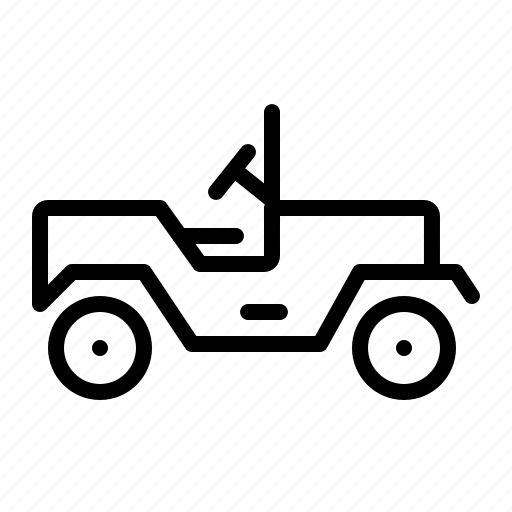 auto, car, jeep, vehicle icon