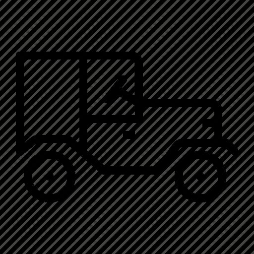 automobile, jeep, transport, travel, vehicle icon