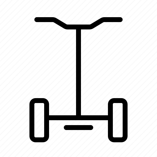 motor, scooter, segway, technology, transport icon