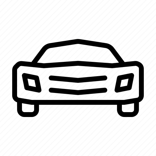 car, luxury, race, sports icon