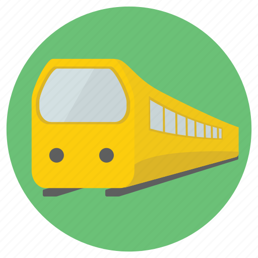 fast, fun, holiday, mass transport, railway, speed, train, transport, transportation, travel, trip, vacation icon