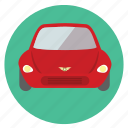 car, fast, fun, holiday, luxury, ride, road, sport, sports, transportation, travel, trip, vacation icon