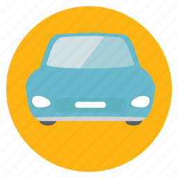 car, ferry, fun, holiday, ride, road, round, transportation, travel, vacation icon
