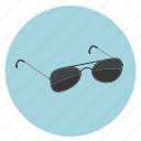 fun, glasses, holiday, shades, sun, sun glasses, sunny, transportation, travel, vacation icon