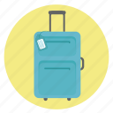 bag, fun, holiday, luggage, suit, suitcase, transportation, travel, vacation icon