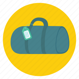bag, fun, holiday, luggage, transportation, travel, vacation icon