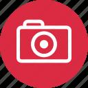 camera, digital, outdoors, outside, photo, recreation, travel icon