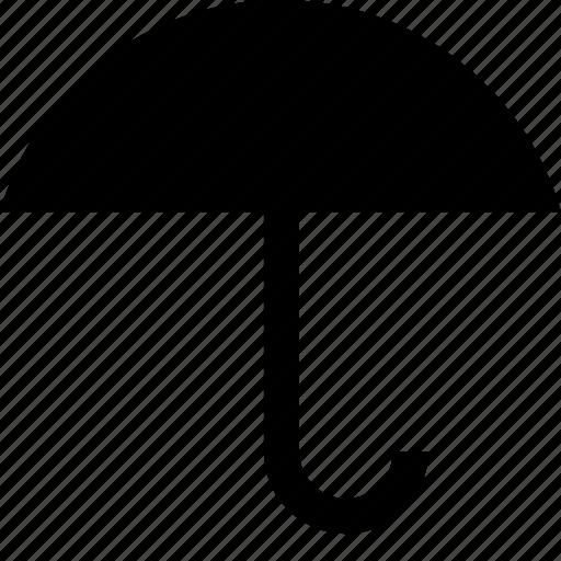 explore, outside, rain, travel, traveling, umbrella, vacation icon