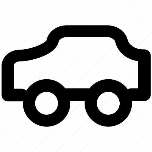automobile, car, sedan, sports car, transport, travel icon