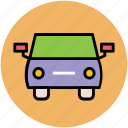 automobile, car, motorcar, transport, vehicle icon
