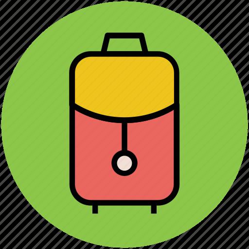 hand luggage bags, luggage, luggage bag, suitcase, tourism, travel, travel bag icon