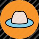 beach hat, cowboy hat, floppy hat, hat, summer hat icon