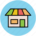 marketplace, retail shop, shop, shopping, store, supermarket icon