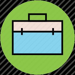 bag, books bag, briefcase, documents bag, laptop bag icon