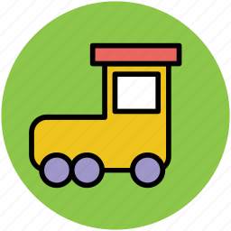 engine, locomotive, steam engine, steam train, train engine icon