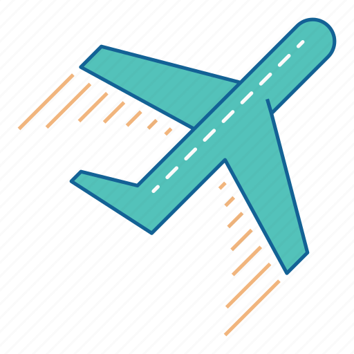 Airport, fly, go, holiday, plane, travel, vacation icon - Download on Iconfinder