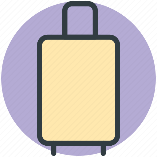 bag, baggage, luggage, luggage bag, tourism, travel, travel bag icon
