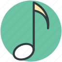 double bar note, harmony, melody, music, musical sign, song, tune