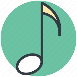 double bar note, harmony, melody, music, musical sign, song, tune icon