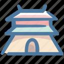 asia, castle, japan, kyoto, landmark, osaka, tokyo