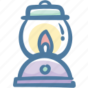 adventure, camping, camping light, lantern, outdoors icon